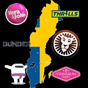 Nya Svenska Casinon 2018